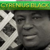 London based Roots Singer Cyrenius Black maintains an awesome collection of positive Reggae Music focusing on the prevalence of success for Jamaicans and African Caribbean Peoples, with works unsurpassed by even the greatest names in United Kingdom Roots Music.  The works of Cyrenius Black demonstrate key areas of strident analysis for Roots listeners to take note of.