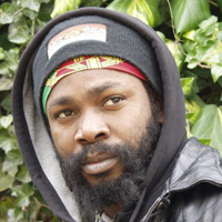 Jah Thunder is a upstanding Dancehall Roots Rasta Reggae Performer with an eye on cutting edge lyrics and verbal masterpieces.  His lyrical talent shined through in 1999 and 2001 specifically making him a household name for Fundamental Roots Dancehall Listeners.