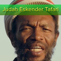 Judah Eskender Tafari is a Dub Expert showcasing vital messages for listeners of Jah Rastafarian Reggae.  His chanting styles and messages demonstrate a hope for Tafari Makonnen's Efforts as a Humanitarian World Leader which has promulgated unity within Africa.